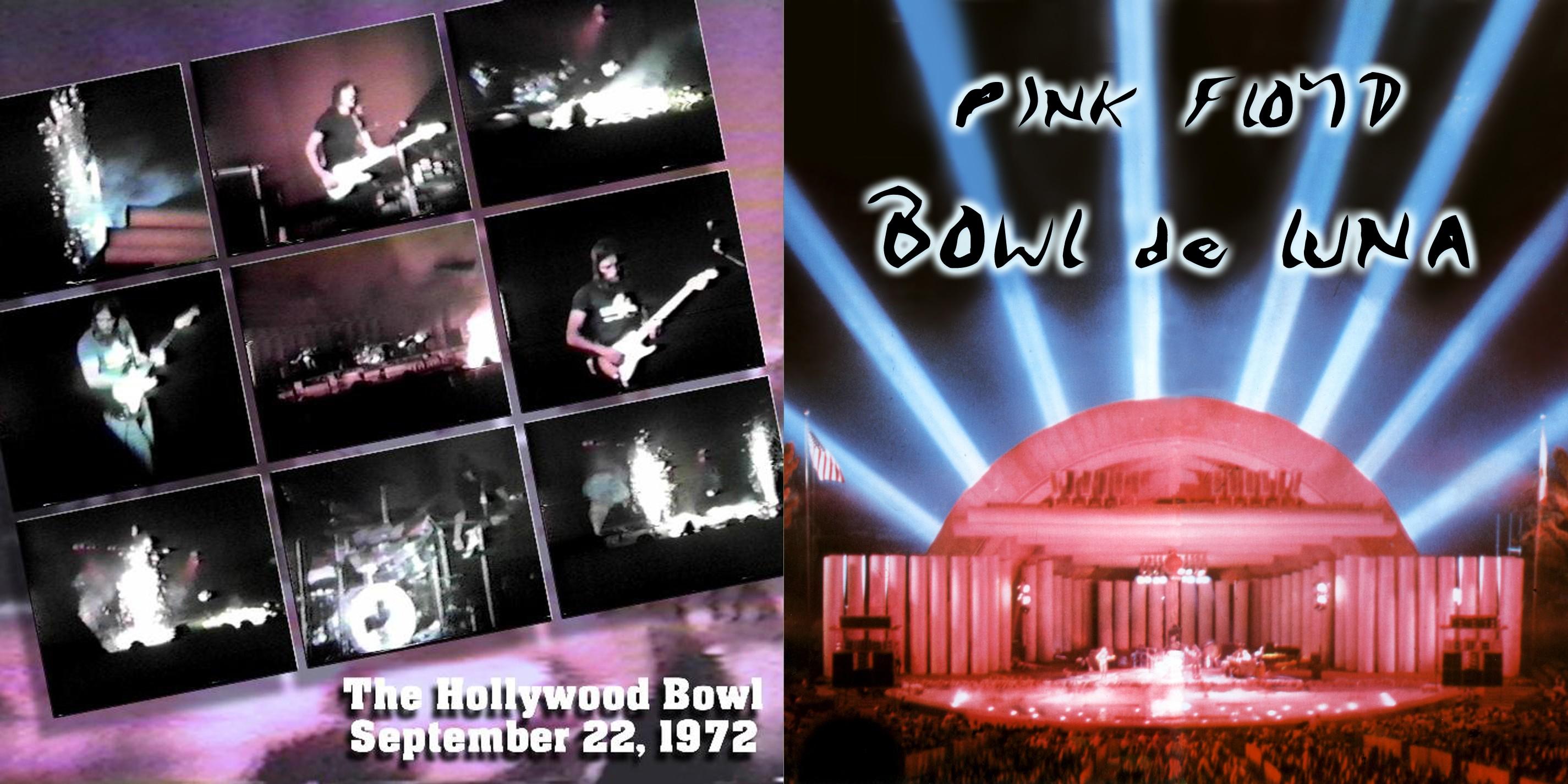 1972-12-07 ( jeudi 7 décembre 1972 ) Pink Floyd, Le Palais des