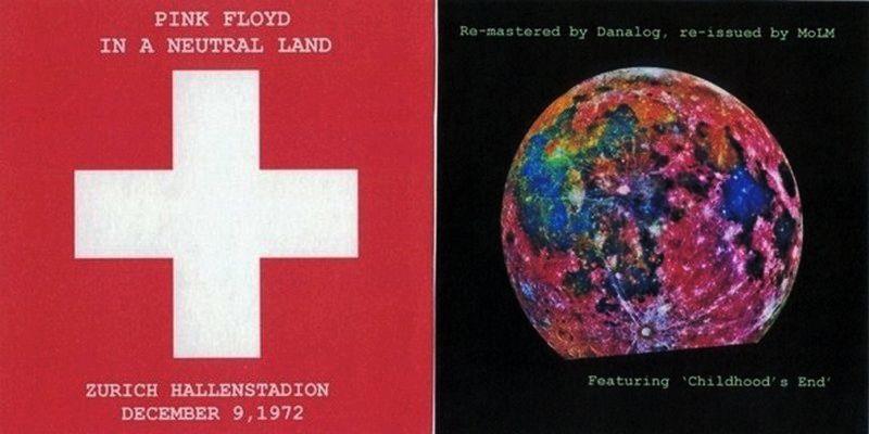 Enregistrements ) Pink Floyd