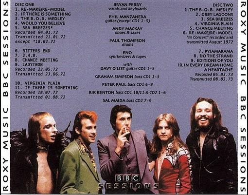 Enregistrements ) Brian Eno, XXX
