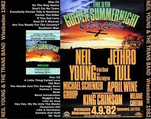 Enregistrements ) Neil Young